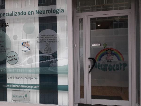 Clínica de neurorrehabilitación Vitoria-Gasteiz | Neurocorp | Primera Visita