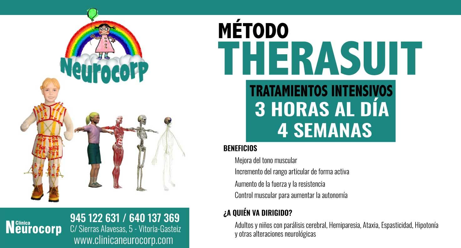 Método Therasuit Vitoria Gasteiz